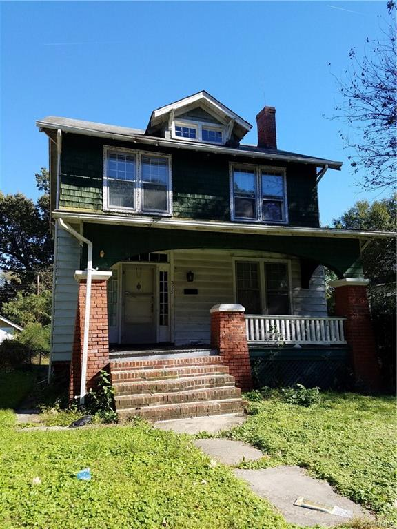 3115 Griffin Avenue, Richmond, VA 23222 (MLS #1836612) :: EXIT First Realty