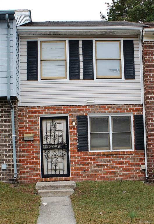 2358 Hill Street E, Petersburg, VA 23803 (MLS #1837981) :: HergGroup Richmond-Metro
