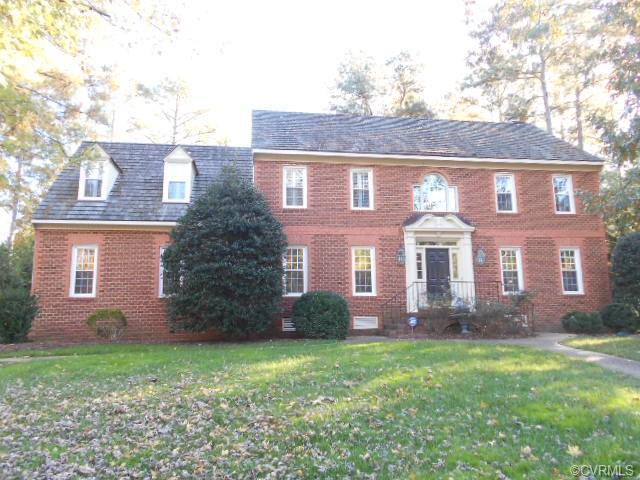 13436 College Valley Lane, Henrico, VA 23233 (#1838117) :: Abbitt Realty Co.