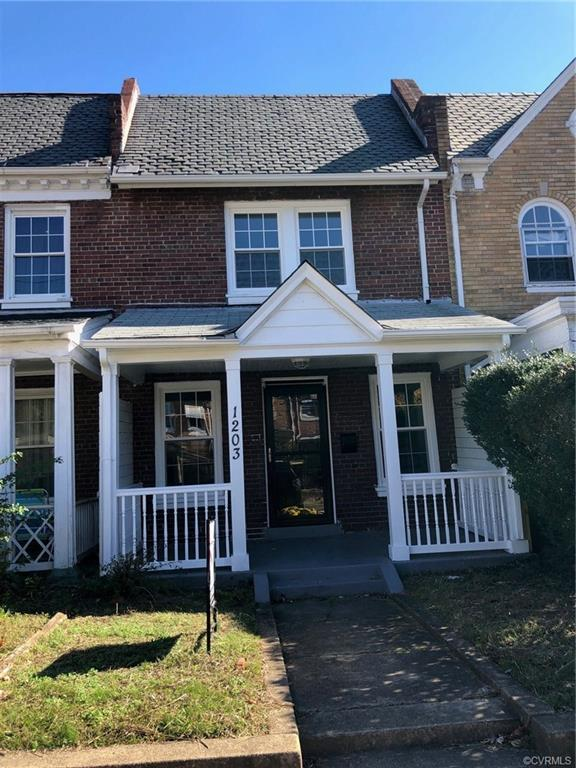 1203 S Meadow Street, Richmond, VA 23220 (MLS #1838130) :: Small & Associates