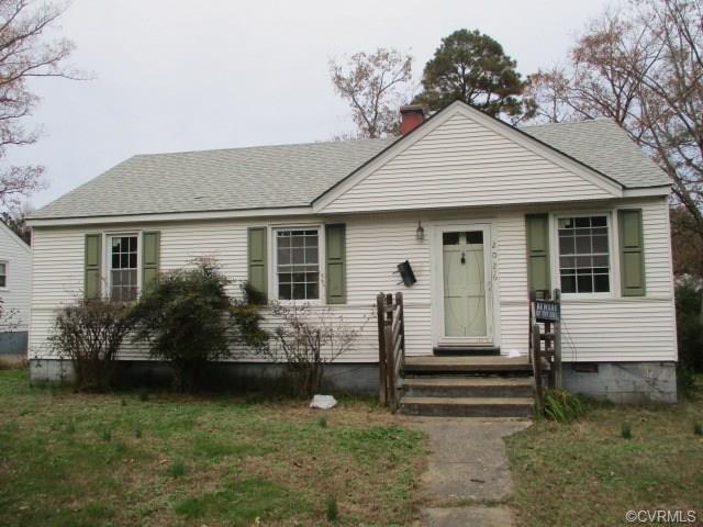 2026 E Nine Mile Road, Sandston, VA 23150 (#1839115) :: Abbitt Realty Co.
