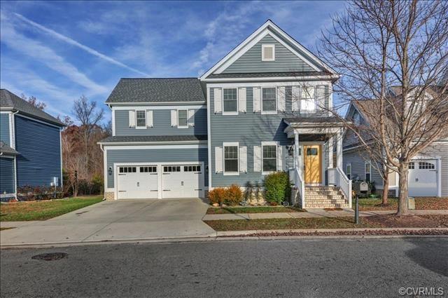 17117 Camellia Drive, Ruther Glen, VA 22546 (#1840095) :: Abbitt Realty Co.