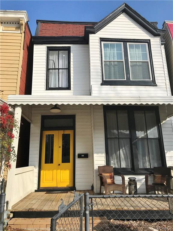 607 S Laurel Street, Richmond, VA 23220 (MLS #1840686) :: Small & Associates
