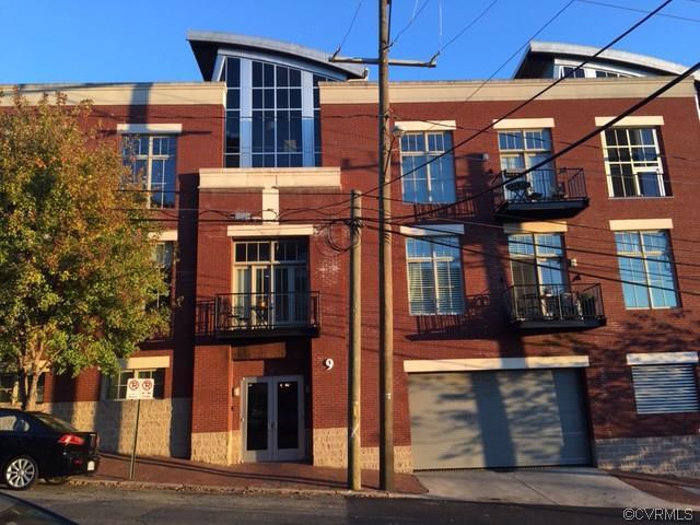 9 N 25th Street #13, Richmond, VA 23223 (MLS #1841074) :: The RVA Group Realty