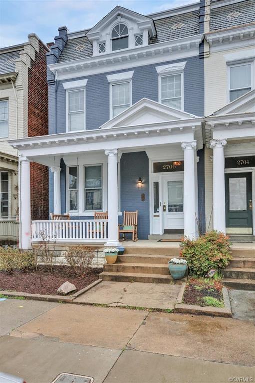 2706 Floyd Avenue, Richmond, VA 23220 (MLS #1907594) :: Small & Associates