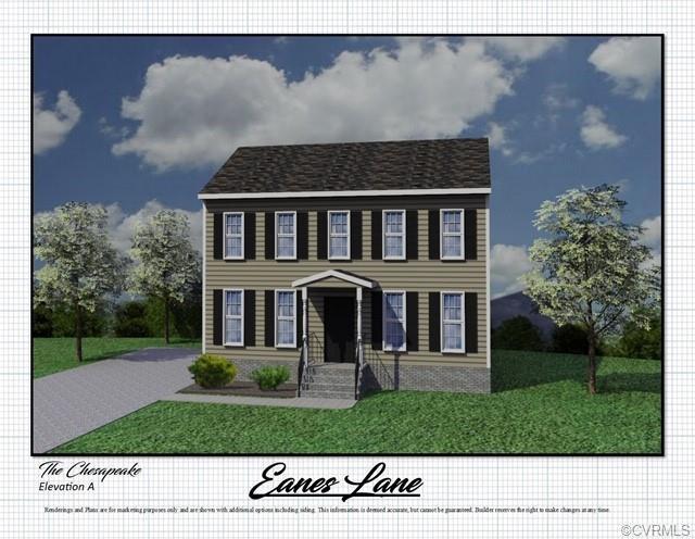 4707 Eanes Lane, Henrico, VA 23231 (#1908416) :: Abbitt Realty Co.