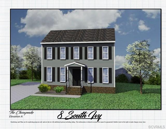 8 S Ivy Avenue, Highland Springs, VA 23075 (#1909760) :: Abbitt Realty Co.