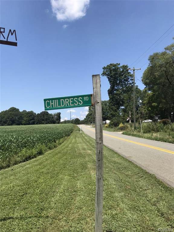 0 Rockville Road, Rockville, VA 23146 (MLS #1925462) :: HergGroup Richmond-Metro