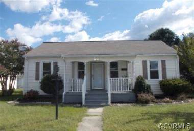 409 N 5th Avenue, Hopewell, VA 23860 (MLS #1926213) :: EXIT First Realty