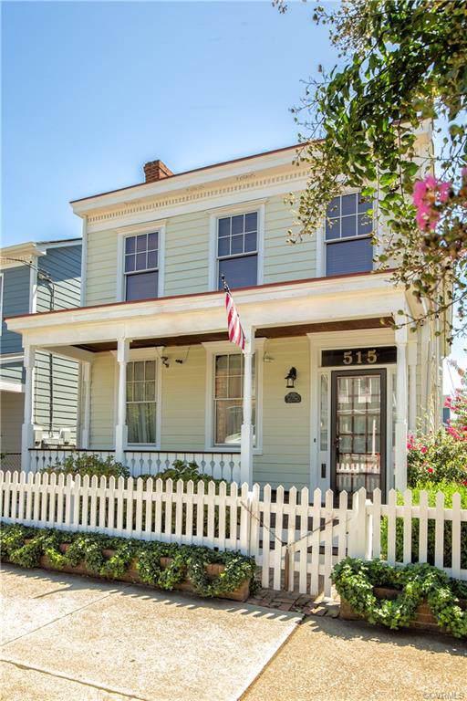 515 N 30th Street, Richmond, VA 23223 (MLS #1926670) :: The RVA Group Realty