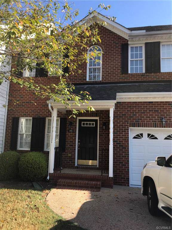 2006 Deep Ridge Court, Henrico, VA 23233 (MLS #1933516) :: HergGroup Richmond-Metro