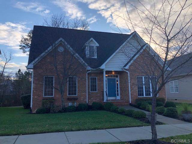 4413 Village Creek Drive, Chester, VA 23831 (MLS #1938648) :: Small & Associates
