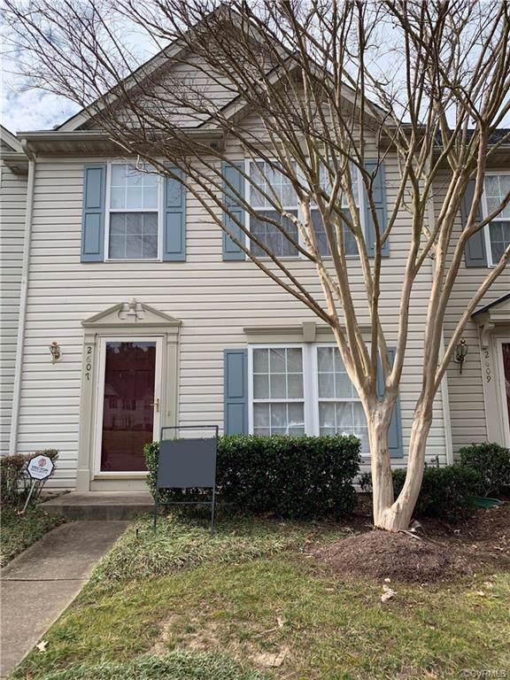 2607 Mountainberry Court, Glen Allen, VA 23060 (MLS #2003479) :: Small & Associates