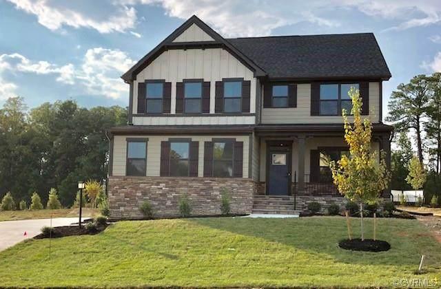 4751 Hepler Ridge Way, Glen Allen, VA 23059 (MLS #2005243) :: Small & Associates