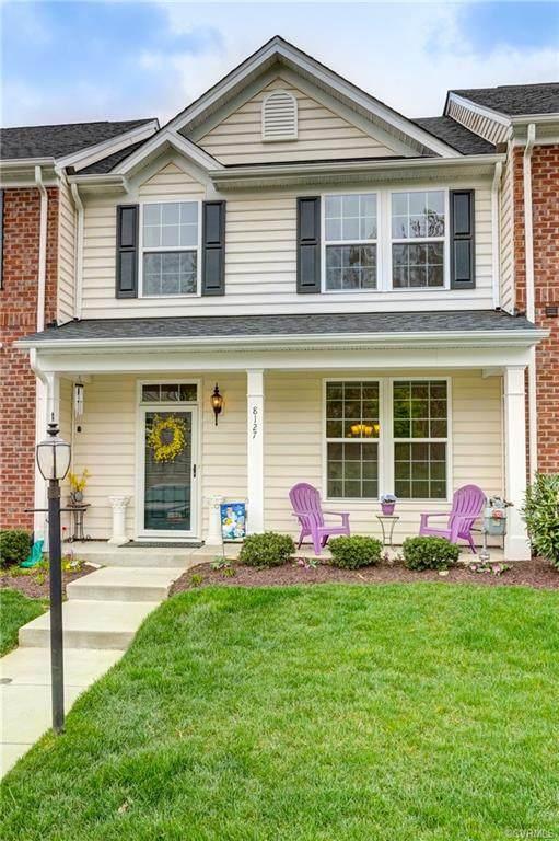 8127 Creekside Village Drive, Mechanicsville, VA 23111 (MLS #2008004) :: Small & Associates