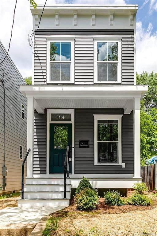 1314 N 23rd Street, Richmond, VA 23223 (#2011186) :: Abbitt Realty Co.