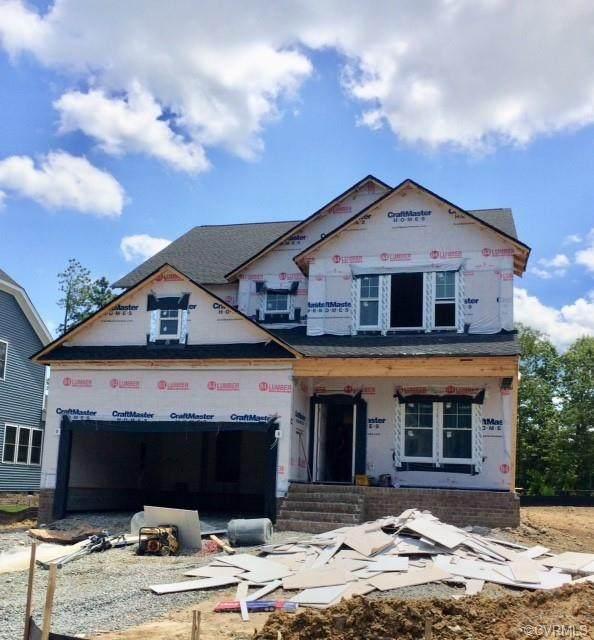 9924 Honeybee Drive, Mechanicsville, VA 23116 (MLS #2015487) :: EXIT First Realty