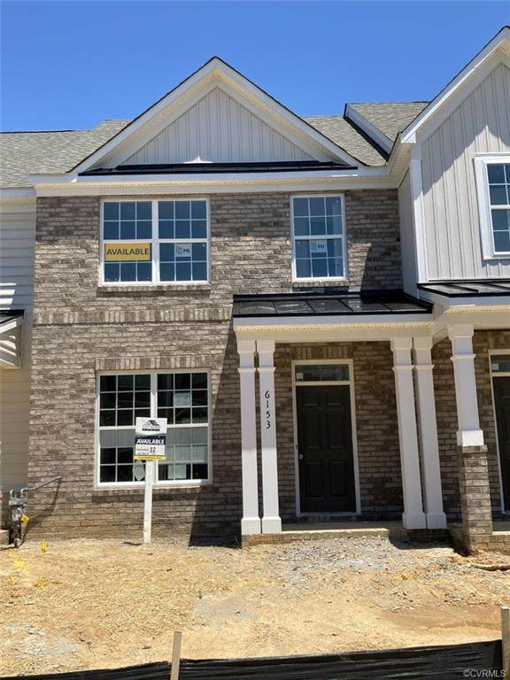 6153 Bowline Lane, Chesterfield, VA 23234 (MLS #2016302) :: EXIT First Realty