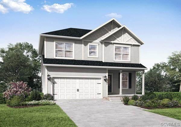 15416 Cedarville Drive, Midlothian, VA 23112 (MLS #2018427) :: Small & Associates