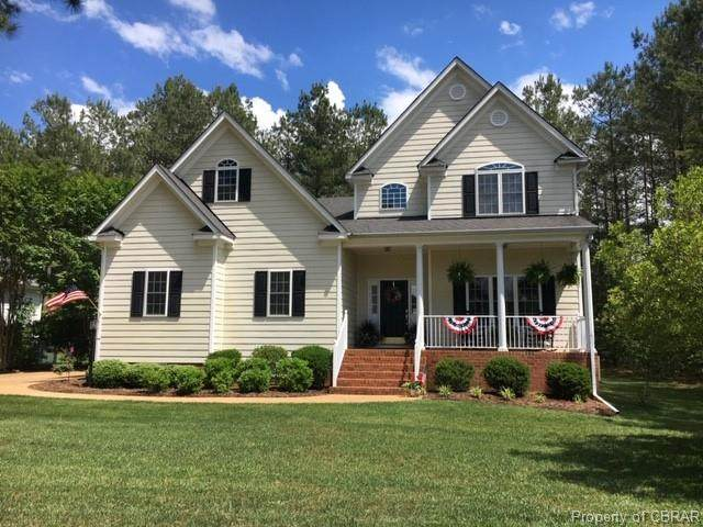 11463 Winding River Road, Providence Forge, VA 23140 (MLS #2019201) :: The RVA Group Realty