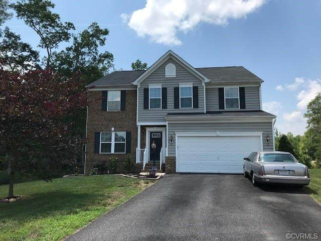 7312 Hamner Terrace, Chesterfield, VA 23234 (MLS #2019882) :: EXIT First Realty
