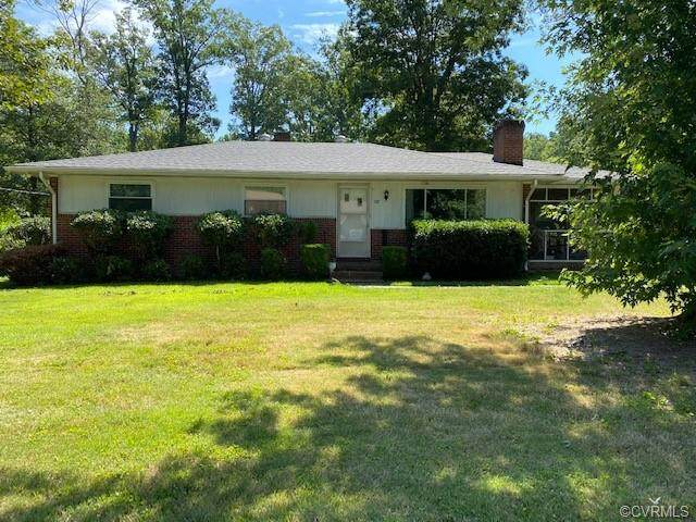 557 Rochelle Road, Goochland, VA 23238 (MLS #2020649) :: HergGroup Richmond-Metro