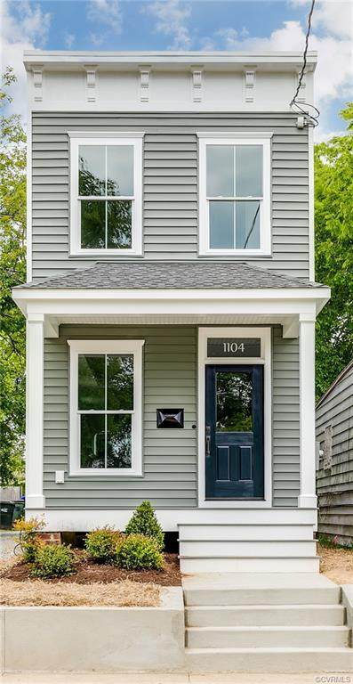 1121 N 27th Street, Richmond, VA 23223 (MLS #2020939) :: The RVA Group Realty