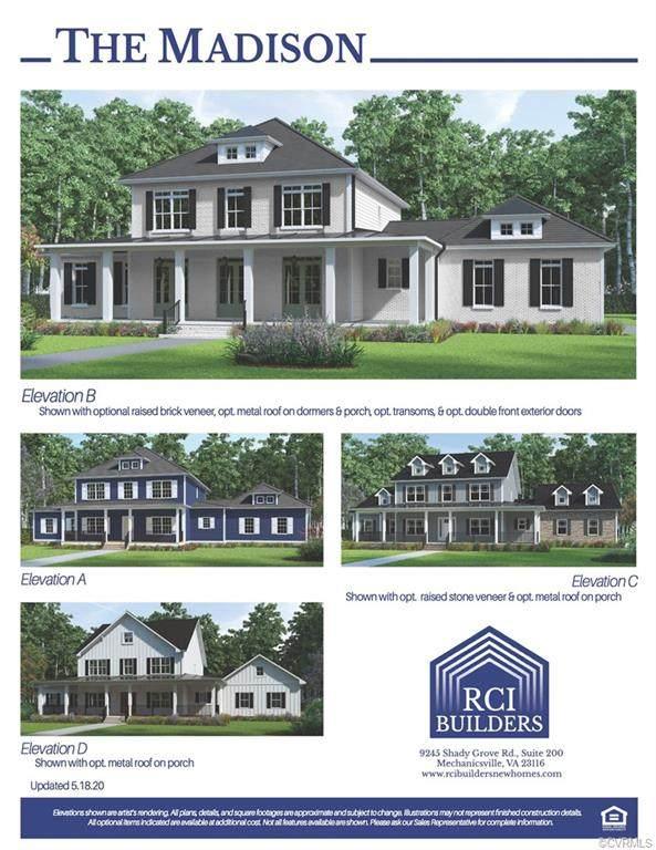 12029 Kenton Ridge Drive, Ashland, VA 23005 (MLS #2025051) :: Small & Associates