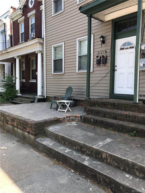 2121 1/2 W Main Street, Richmond, VA 23220 (MLS #2029413) :: Treehouse Realty VA