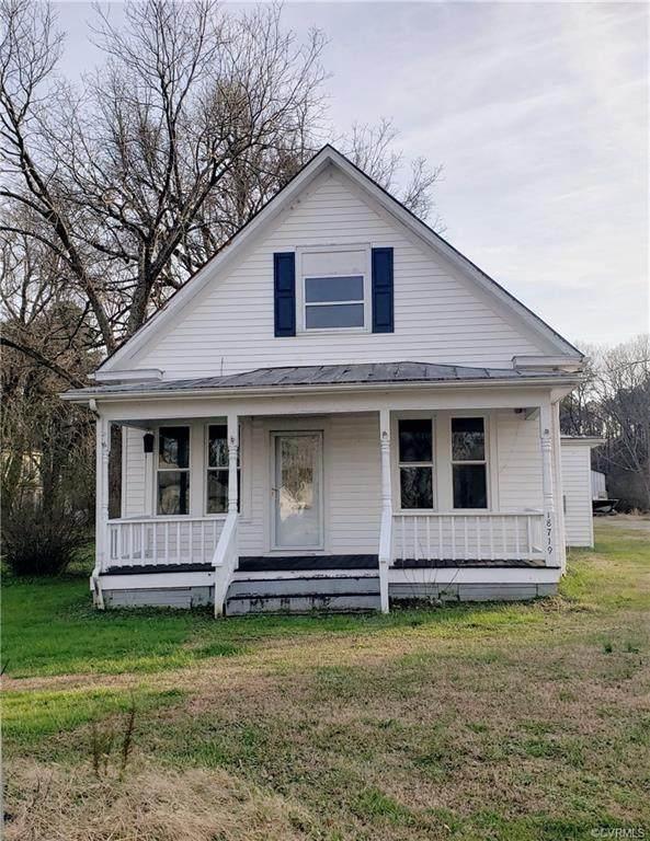 18719 James River Drive, Disputanta, VA 23842 (MLS #2033122) :: The Redux Group