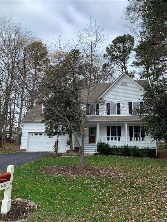 14612 Houghton Street, Chesterfield, VA 23832 (MLS #2036076) :: Village Concepts Realty Group