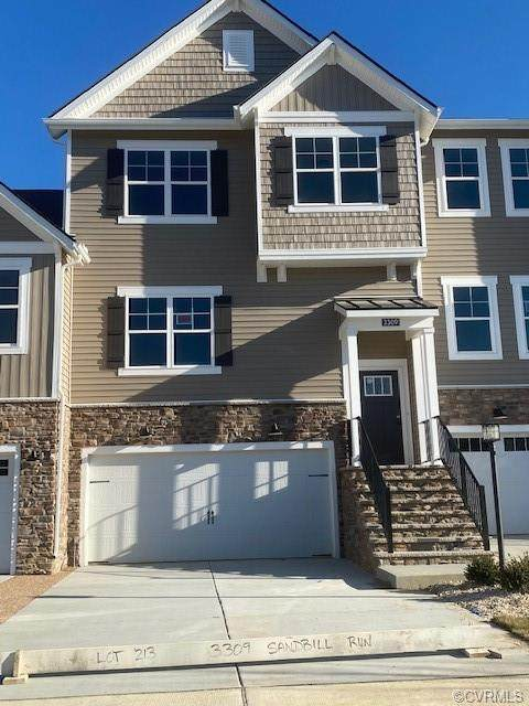 3309 Sandbill Run #213, Midlothian, VA 23112 (MLS #2036240) :: The Redux Group