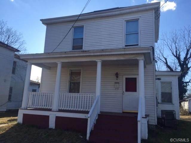 142 Elm Street, Petersburg, VA 23803 (MLS #2037471) :: Treehouse Realty VA