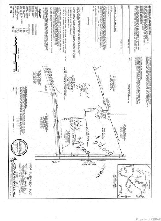 678 Rt 678 Road, Gloucester, VA 23061 (MLS #2100901) :: EXIT First Realty