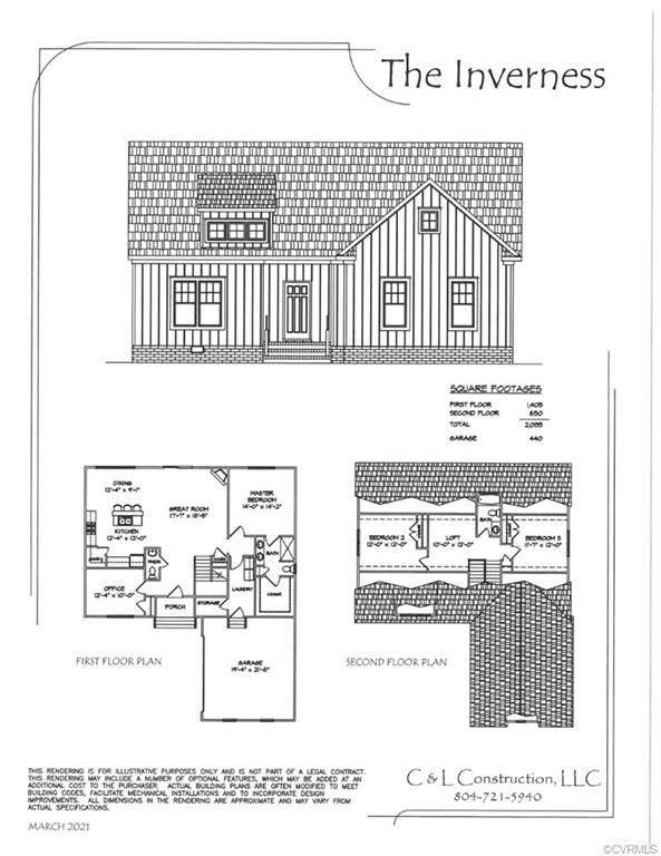 10249 Centralia Station Road, Chester, VA 23831 (MLS #2105936) :: The Redux Group