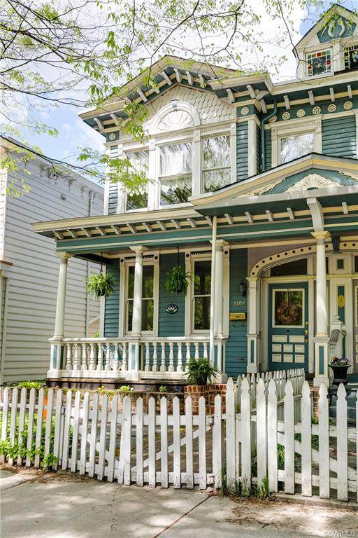 2304 Floyd Avenue, Richmond, VA 23220 (MLS #2108424) :: Village Concepts Realty Group