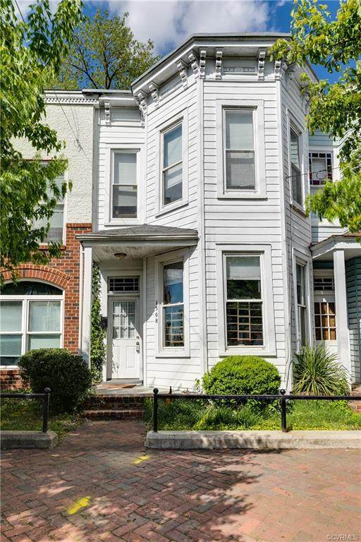 1508 W Cary Street, Richmond, VA 23220 (MLS #2110013) :: The RVA Group Realty