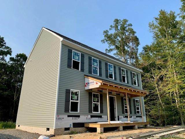 1464 Dispatch Station Road, Quinton, VA 23141 (MLS #2114465) :: Village Concepts Realty Group