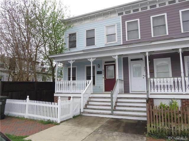 805 Spring Street, Richmond, VA 23220 (MLS #2118407) :: The RVA Group Realty