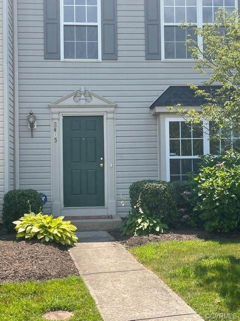 2405 Valleymeade Place, Henrico, VA 23060 (MLS #2118695) :: EXIT First Realty