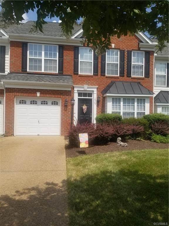 10505 Barbara Lane, Glen Allen, VA 23233 (MLS #2119733) :: Small & Associates