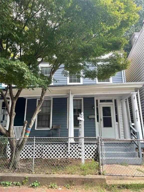 117 S Laurel Street, Richmond, VA 23220 (MLS #2126691) :: Village Concepts Realty Group