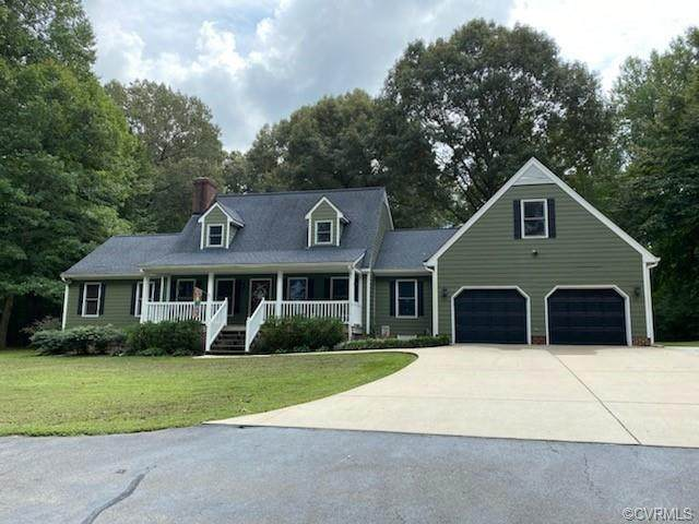 1973 Piping Tree Ferry Road, Mechanicsville, VA 23111 (MLS #2128449) :: Village Concepts Realty Group