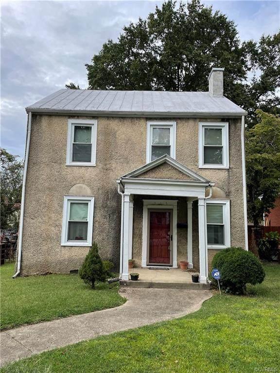 315 Dalton Avenue, Petersburg, VA 23803 (MLS #2128945) :: Village Concepts Realty Group