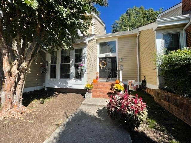 1807 Fairwind Circle, Henrico, VA 23238 (MLS #2129305) :: Treehouse Realty VA