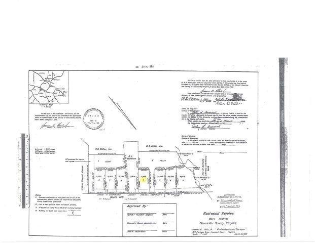 0 Parcel B Burleigh Road, Gloucester, VA 23061 (#115644) :: Resh Realty Group