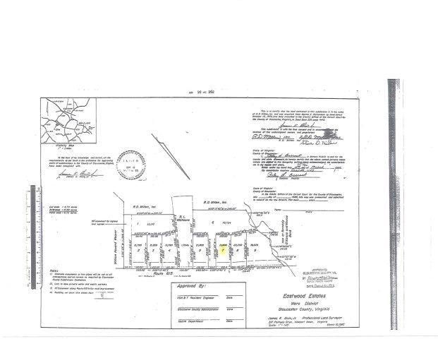 0 Parcel A Burleigh Road, Gloucester, VA 23061 (#115650) :: Resh Realty Group
