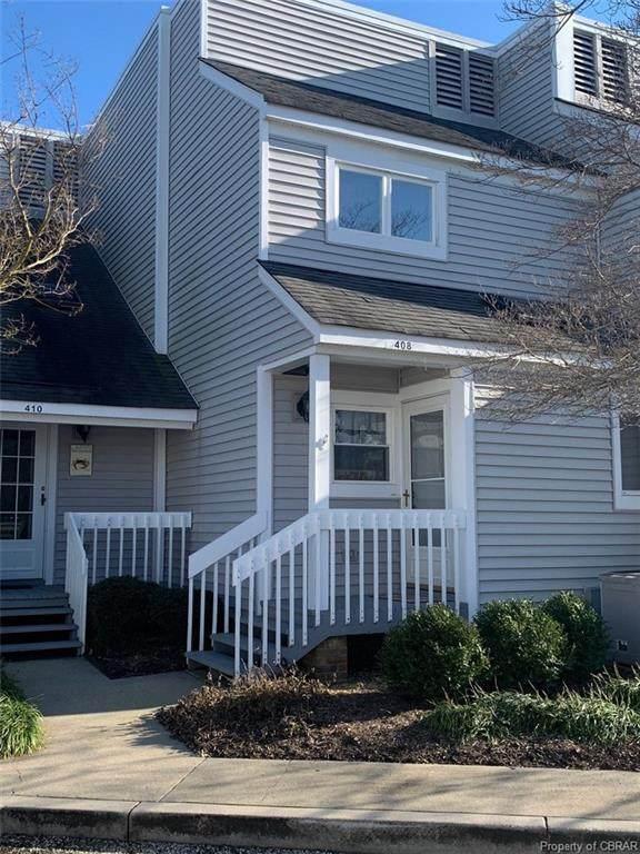 408 Rosegill Court #23, Urbanna, VA 23175 (MLS #1608801) :: Village Concepts Realty Group