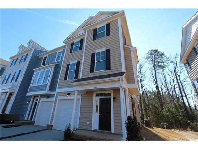 305 Prosperity Court Lot 17, Williamsburg, VA 23188 (MLS #1639143) :: RE/MAX Action Real Estate