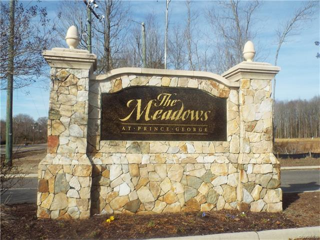 Lot 40 2.19 Acres The Meadows, Prince George, VA 23860 (#1700649) :: Resh Realty Group